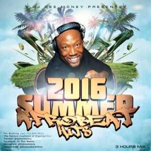 Dj Dee Money - Afrobeat Hits Mega Mix